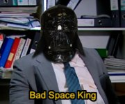 Bad Space King